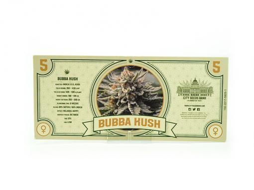 Bubba Kush Feminised