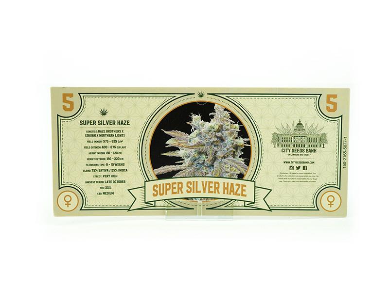 Super Silver Haze Feminised