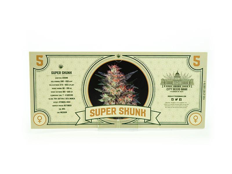 Super Skunk Feminised