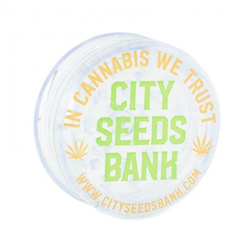 CSB Clear Plastic Grinder