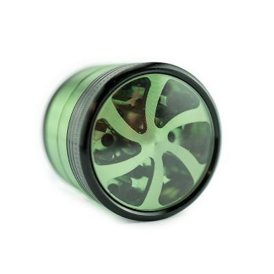 CSB Green Four Tier Metal Grinder