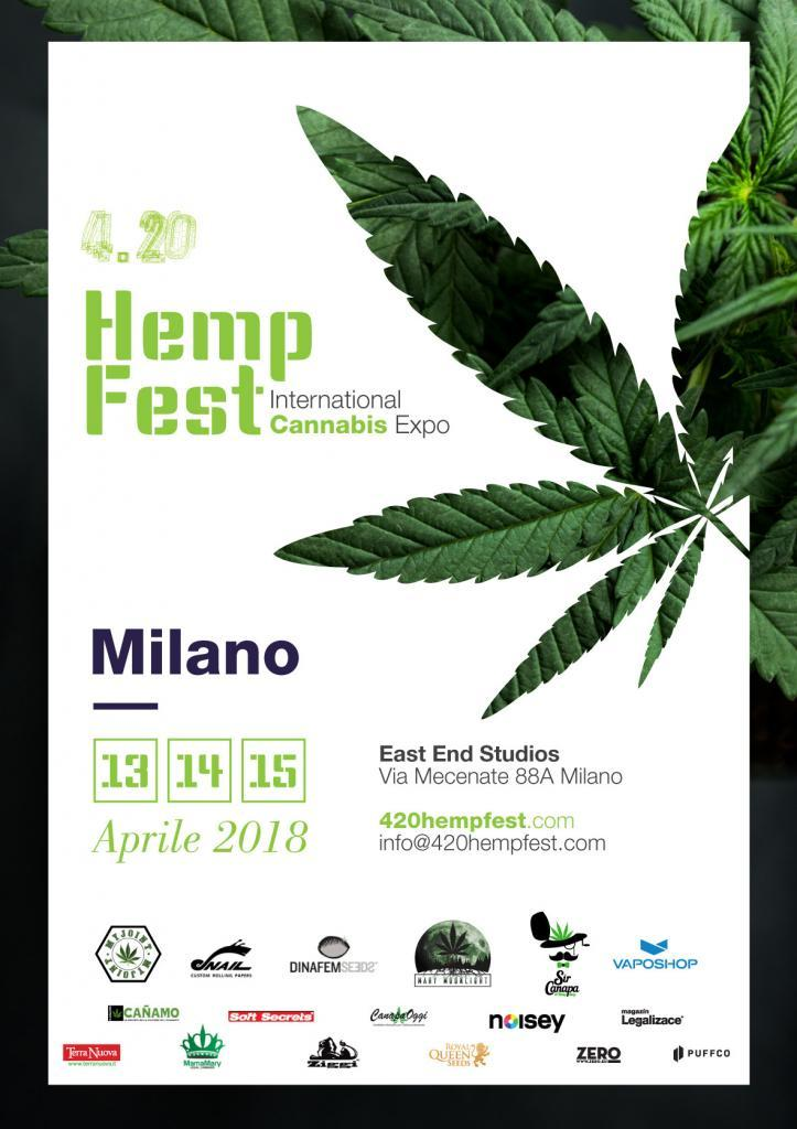 Hemp Fest - Milano