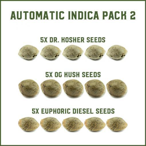 Automatic Indica Pack 2