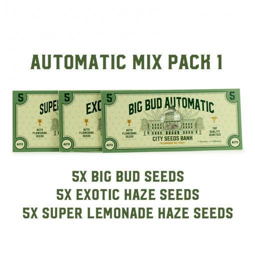 Automatic Mix Pack 1