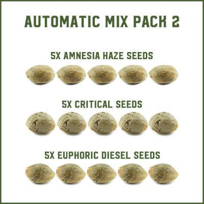 Automatic Mix Pack 2