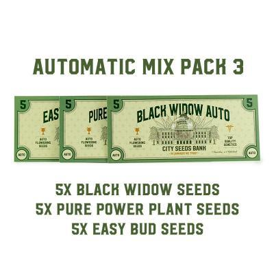 Automatic Mix Pack 3