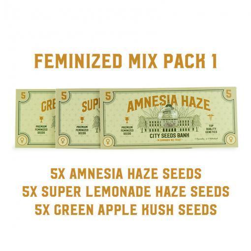 Feminized Mix Pack 1