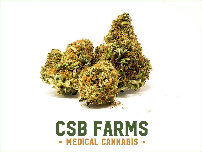 CSB Farms-Medical Cannabis