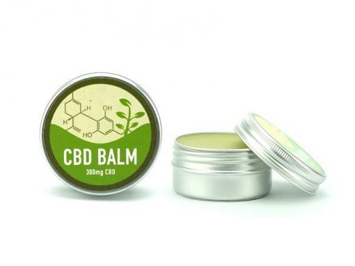 CBD Balm 300mg | City Seeds BanK